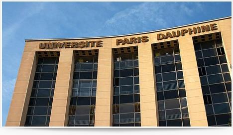 Le Master 203 Paris Dauphine ferme