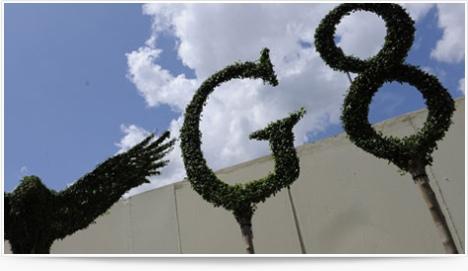 Le sommet du G8 à L'Aquila et la lutte contre la faim