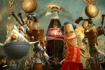 Coca Cola happy