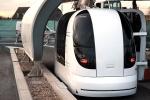 Ultra Personal Pod Cars