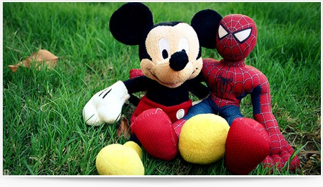 Disney Marvel, le rachat