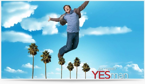 Concours DVD Yes Man (Jim Carrey)