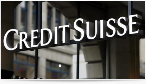 Credit Suisse recrute 130 Sales