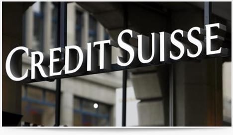 Credit Suisse recrute 130 Sales