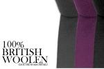 Cravate en laine britannique FIGS
