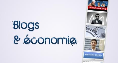 10 blogs economie finance