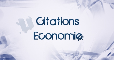 Citations Economiques