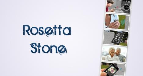 Pierre tombale RosettaStone