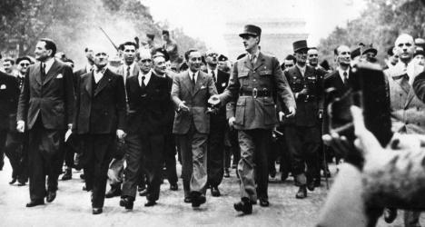 De Gaulle Traits d'esprit, par Marcel Jullian