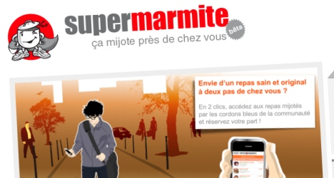 Logo Super Marmite