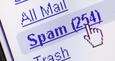 Lutte contre le spam de Symantec