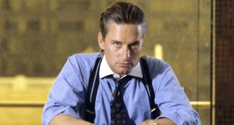 Gordon Gekko
