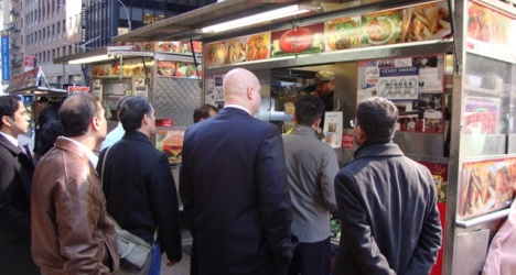 Comment faire du business dans la rue à New York ?
