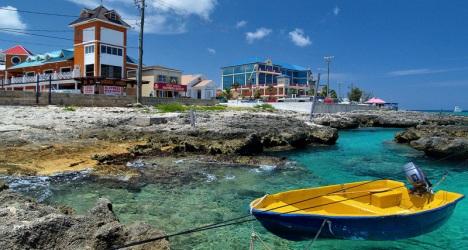 March Roche vous offre un voyage dans un paradis fiscal