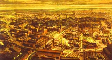 François Crouzet aborde la Révolution Industrielle en Europe