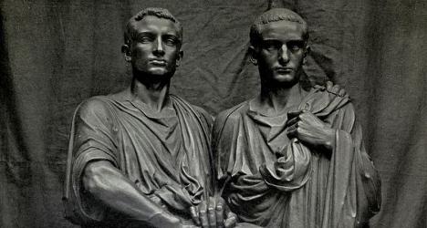 Tiberius et Caius Gracchus