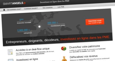 SmartAngels, levée de fonds pour PME