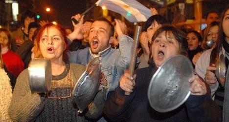 Crise argentine, crise du baht, crise mexicaine, même combat ?
