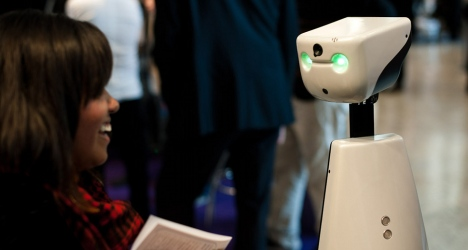 Le robot Jazz de Gostai vous facilitera-t-il la téléprésence ?
