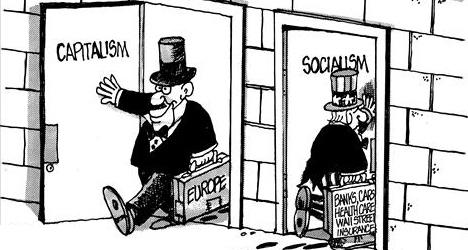 Socialisme et capitalisme