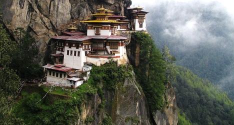 Le temple de taktshang, une source d'inspiration pour les dirigeants ?