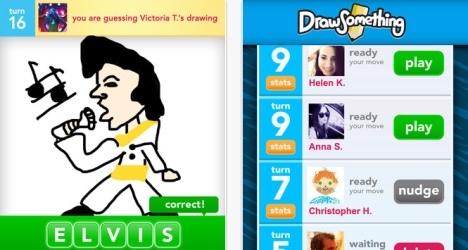 Draw Something OMGPOP