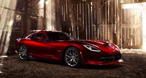 Dodge Viper SRT