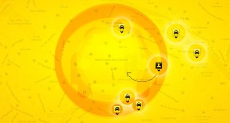Taxibeat ou comment réserver un taxi à Paris