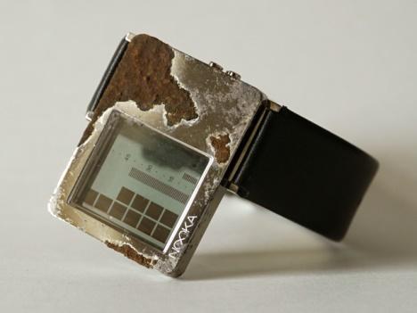 bracelet montre par Maico Akiba