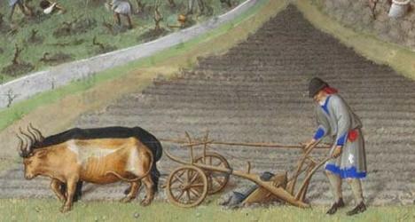 Le temps des laboureurs