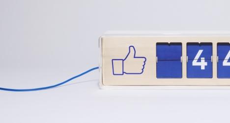 Fliike, compteur de fans facebook