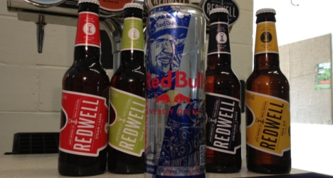 Redbull contre redwell