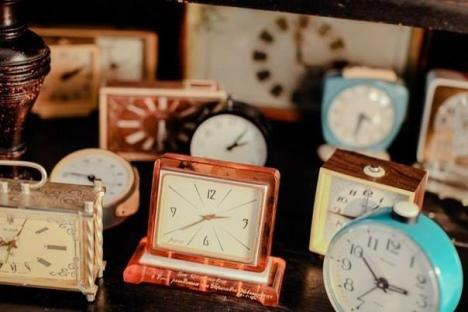 Les horloges de Ziferblat