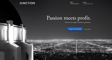 Junction Investments, ou le crowdfunding revisité à Hollywood